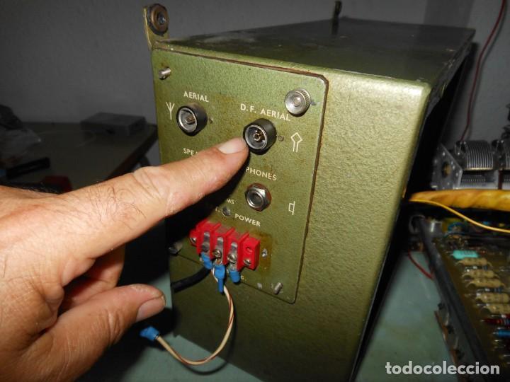 Radios antiguas: RADIO SAILOR TYPE 66T - Foto 3 - 136516922