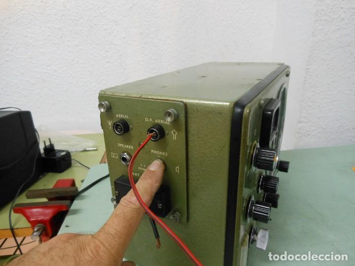 Radios antiguas: RADIO SAILOR TYPE 66T - Foto 5 - 136516922
