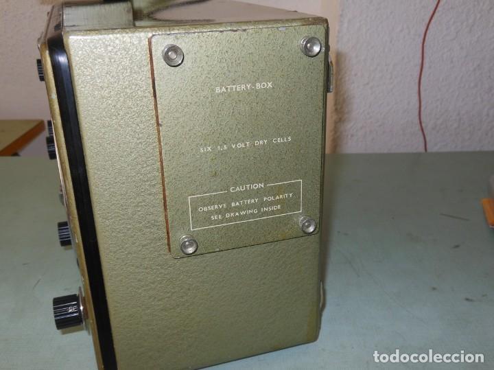 Radios antiguas: RADIO SAILOR TYPE 66T - Foto 10 - 136516922