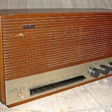 Radios antiguas: AMPLIFICADOR HILO MUSICAL HASLER EXCELSIOR. Lote 136772426