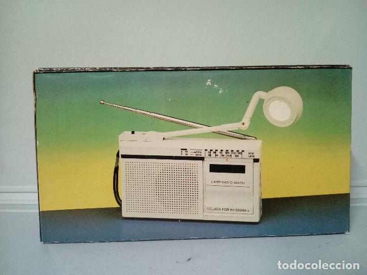 Radios antiguas: Radio transistor International FX-7 - Foto 5 - 136782882