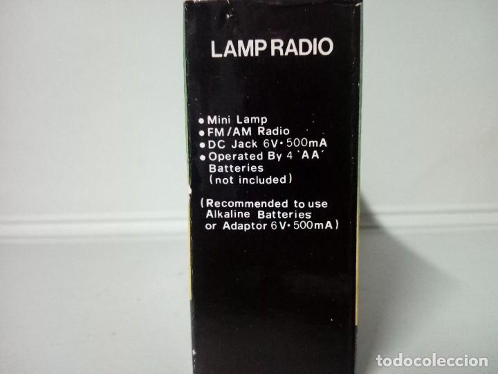 Radios antiguas: Radio transistor International FX-7 - Foto 6 - 136782882