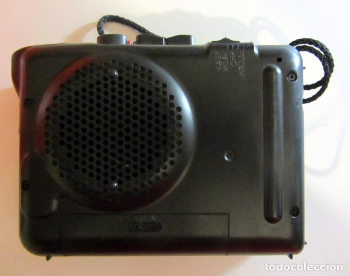 Radios antiguas: WALKMAN WALK-MAN PANASONIC MINI CASSETTE RECORDER RQ-L309 FP FAST PLAYBLACK - Foto 3 - 137568070