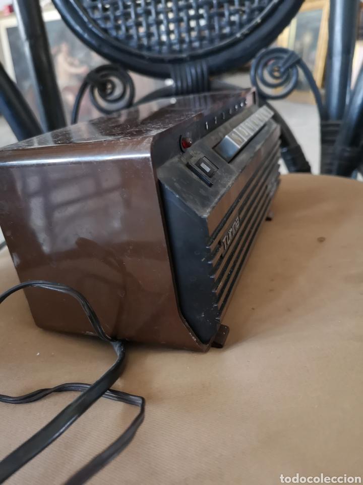 Radios antiguas: Hilo musical Hasler Turina - Foto 3 - 137701606
