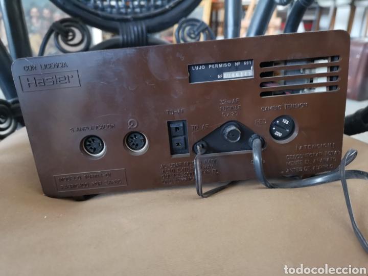Radios antiguas: Hilo musical Hasler Turina - Foto 4 - 137701606