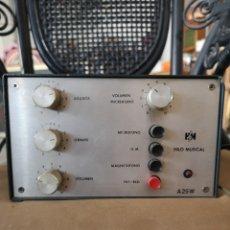 Radios antiguas: HILO MUSICAL HM. Lote 137701828