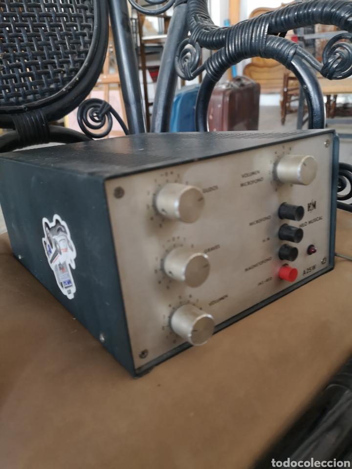 Radios antiguas: HILO MUSICAL HM - Foto 2 - 137701828