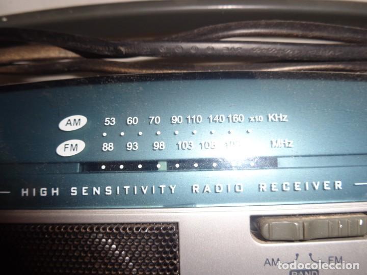 Radios antiguas: Radio Portatil Soga Model SS112 - Foto 8 - 137744050