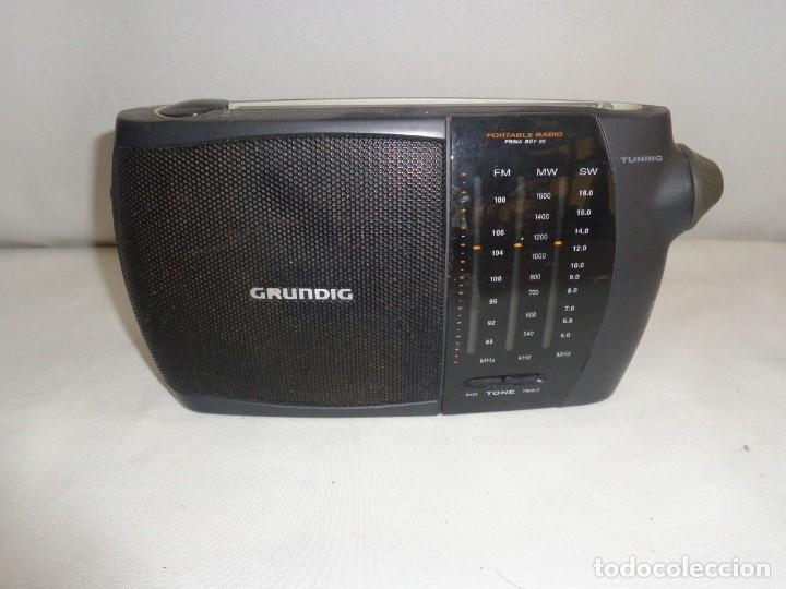Radios antiguas: Radio Portatil Grudig Prima Boy 80 Extention - Foto 1 - 137745830