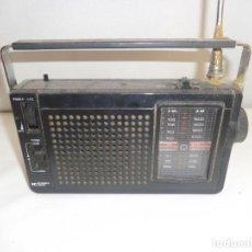 Radios antiguas: RADIO PORTATIL SANYO MODELO: RP-6160AD. Lote 137746578