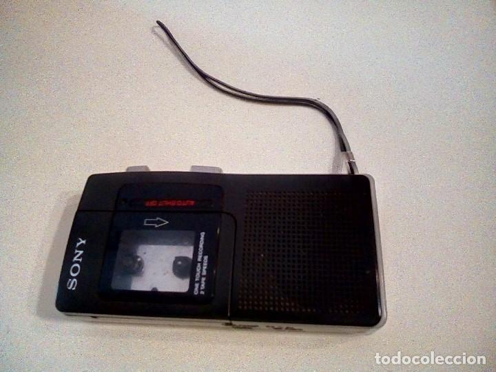 G-TN490W RADIO GRABADORA SONY NO FUNCIONA (Radios, Gramófonos, Grabadoras y Otros - Transistores, Pick-ups y Otros)