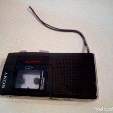 Radios antiguas: G-TN490W RADIO GRABADORA SONY NO FUNCIONA . Lote 137843142