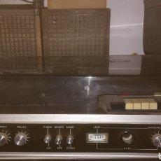 Radios antiguas: TOCADISCOS GRABADOR BETTOR EF 51K FUNCIONANDO. Lote 137883090