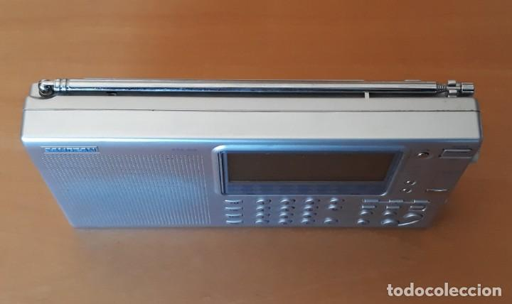 Radios antiguas: RADIO RECEPTOR MULTIBANDA SANGEAN ATS 909 - Foto 5 - 137883666