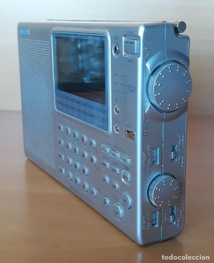 Radios antiguas: RADIO RECEPTOR MULTIBANDA SANGEAN ATS 909 - Foto 6 - 137883666