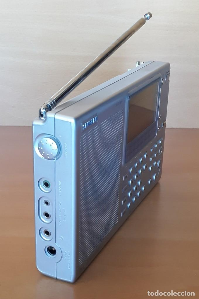 Radios antiguas: RADIO RECEPTOR MULTIBANDA SANGEAN ATS 909 - Foto 11 - 137883666