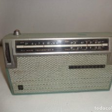 Radios antiguas: RADIO PORTATIL 8 STANDARD ALL WAVE TRANSISTOR 8 - JAPAN. Lote 138008462