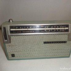 Radios antiguas: RADIO PORTATIL 8 STANDARD ALL WAVE TRANSISTOR 8 - JAPAN. Lote 138008462