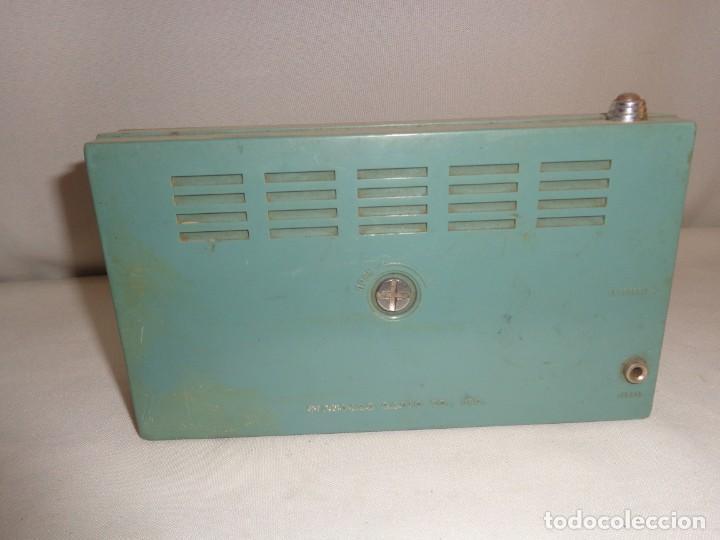 Radios antiguas: Radio Portatil 8 Standard All Wave Transistor 8 - Japan - Foto 3 - 138008462