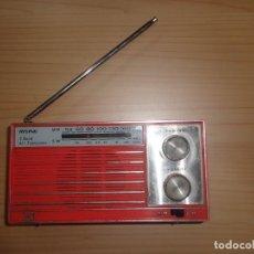 Radios antiguas: VINTAGE RADIO PORTATIL RISING 2 BAND ALL TRANSISTOR BP-815 MADE IN JAPAN . Lote 138044506