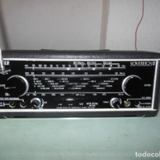 Radios antiguas: RADIO HACKER SOVEREIGN II MOD. RP 25B . Lote 138072010