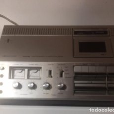 Radios antiguas: PHILIPS N2536 HIFI STEREO CASSETTE DECK VINTAGE REPRODUCTOR DE CINTAS DE CASSETE. Lote 138646138