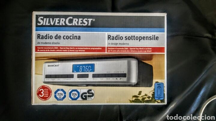Radio Para El Baño   Una Radio Para Poner En La Cocina O Bano Kaufen