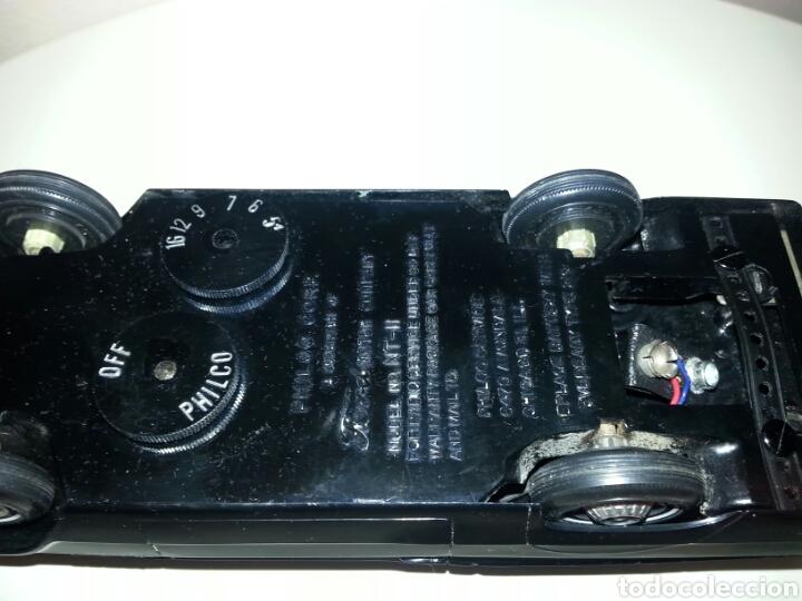 Radios antiguas: RADIO TRANSISTOR FORD THUNDERBIRD USA 60S PHILCO - Foto 4 - 138994274