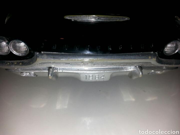 Radios antiguas: RADIO TRANSISTOR FORD THUNDERBIRD USA 60S PHILCO - Foto 10 - 138994274