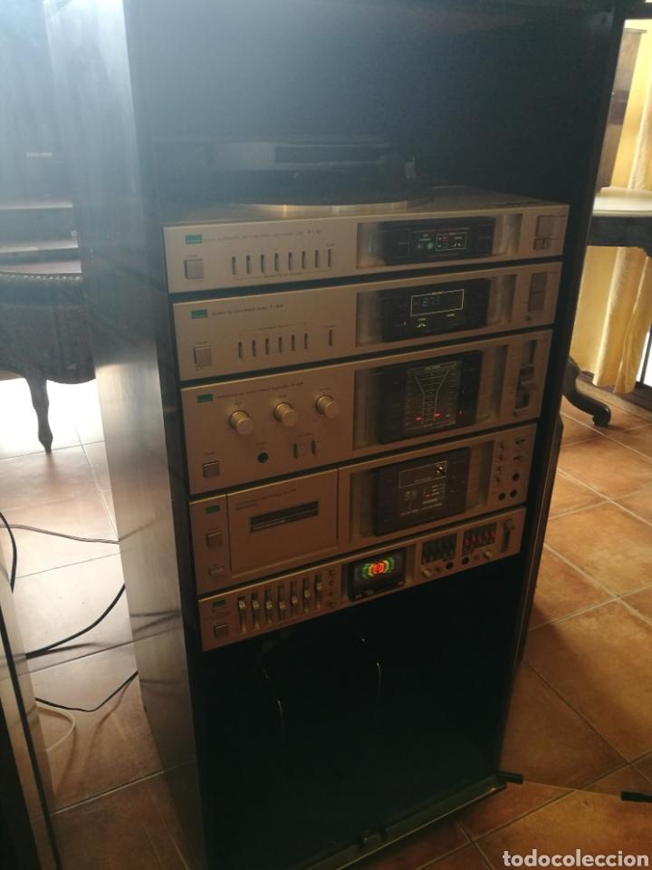 Radios antiguas: Sansui GX 707 - Foto 2 - 139064282