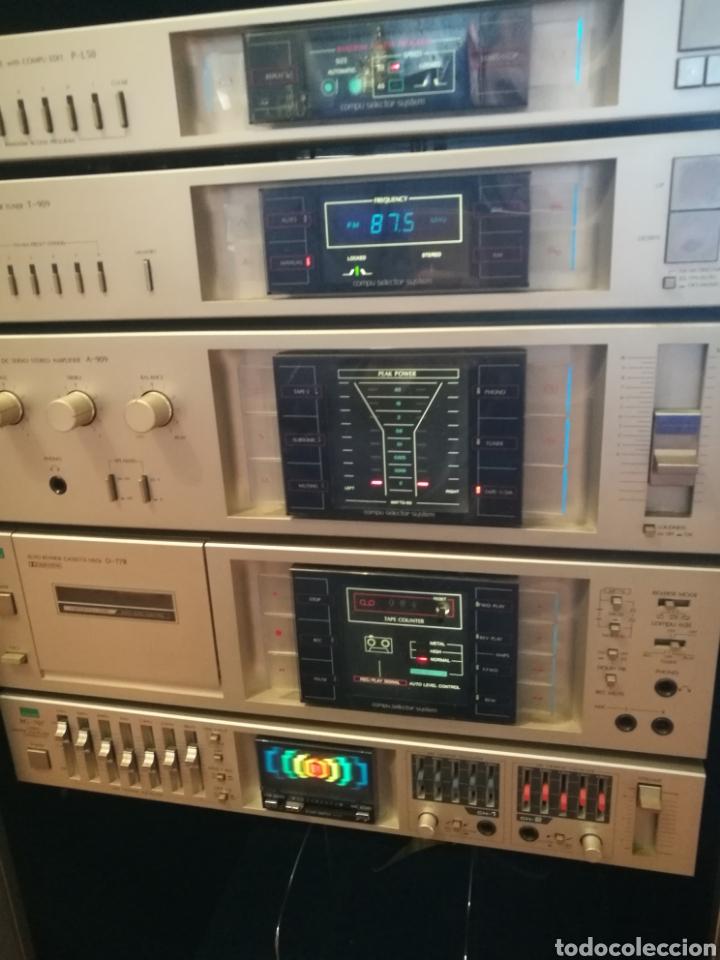 Radios antiguas: Sansui GX 707 - Foto 4 - 139064282