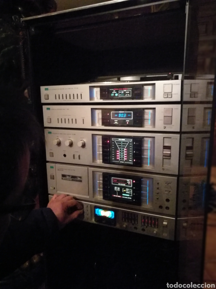 Radios antiguas: Sansui GX 707 - Foto 7 - 139064282