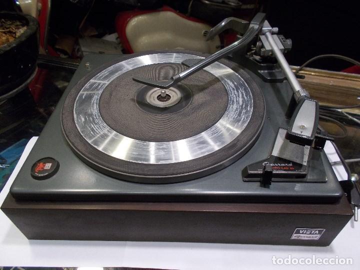 TOCADISCOS VIETA SYNCHRO - LAB 65 (G) (Radios, Gramófonos, Grabadoras y Otros - Transistores, Pick-ups y Otros)