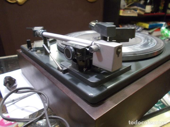 Radios antiguas: TOCADISCOS VIETA SYNCHRO - LAB 65 (G) - Foto 12 - 139084934