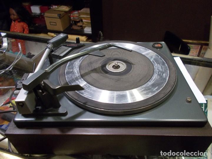 Radios antiguas: TOCADISCOS VIETA SYNCHRO - LAB 65 (G) - Foto 13 - 139084934