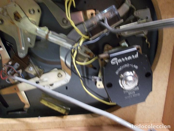 Radios antiguas: TOCADISCOS VIETA SYNCHRO - LAB 65 (G) - Foto 18 - 139084934