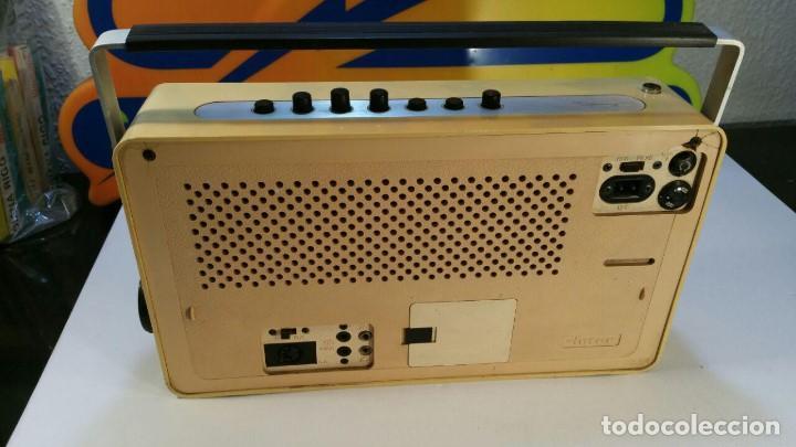 Radios antiguas: RADIO TRANSISTOR INTER EUROMODUL 150. FUNCIONA A 125v Y 220v. - Foto 6 - 139204278