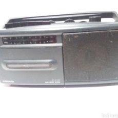Radios antiguas: RADIO CASSETTE, MAGNAVOX BASS BOOST SYSTEM. Lote 139357178