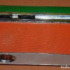 Radios antiguas: RADIO TRANSISTOR FABRICACION ESPAÑOLA AÑOS 60. Lote 139680578