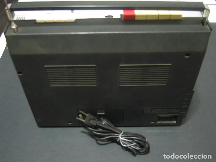 Radios antiguas: Radio ORION Solid State 4 Band cassette Tape Recorder - 60s - 117/220v AC/DC - Foto 6 - 139989422