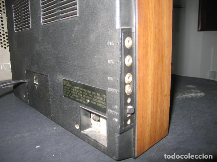 Radios antiguas: Radio ORION Solid State 4 Band cassette Tape Recorder - 60s - 117/220v AC/DC - Foto 9 - 139989422