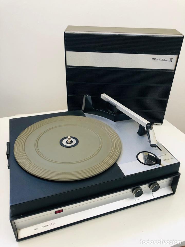 RADIOLA ALL TRANSISTOR (Radios, Gramófonos, Grabadoras y Otros - Transistores, Pick-ups y Otros)