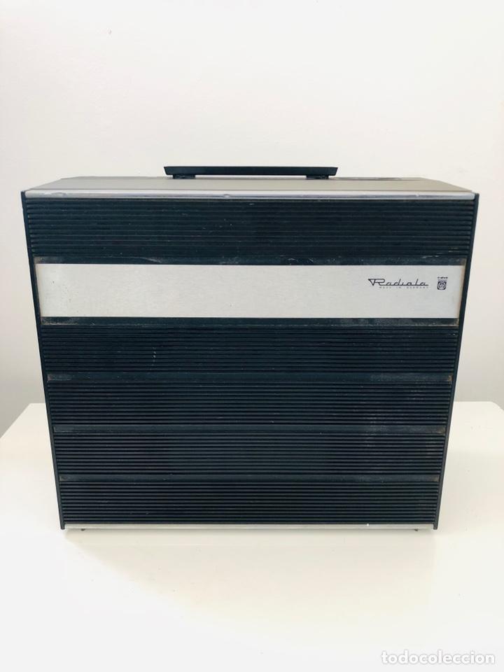 Radios antiguas: Radiola all transistor - Foto 11 - 140119813