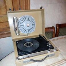 Radios antiguas: TOCADISCOS KOLSTER SKY PARTY,MADE IN SPAIN.. Lote 140532882
