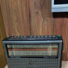 Radios antiguas: RADIO MULTIBANDA ITT SCHAUB LORENZ TOURING PROFESSIONAL 107 A AÑO 1975-1976. Lote 140783238