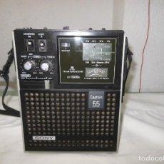 Radios antiguas: RADIO SONY ICF 5500M CAPTAIN 55. Lote 141136842