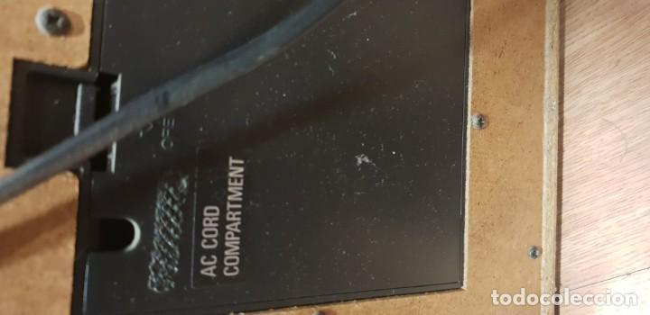 Radios antiguas: Karaoke primitivo de cartuchos años 70 80 funcionando con 2 micros - Foto 6 - 141273110