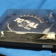 Radios antiguas: TOCADISCOS HANPING CON FONOCAPSULA Y AGUJA + REGALO - FUNCIONA. Lote 142470398