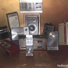 Radios antiguas: LOTE DE TRANSISTORES ANTIGUOS VINTAGE. Lote 142474360