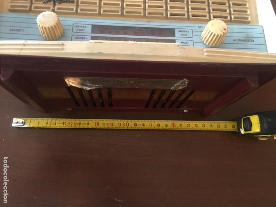 Radios antiguas: Luxor radio - Foto 7 - 142517308